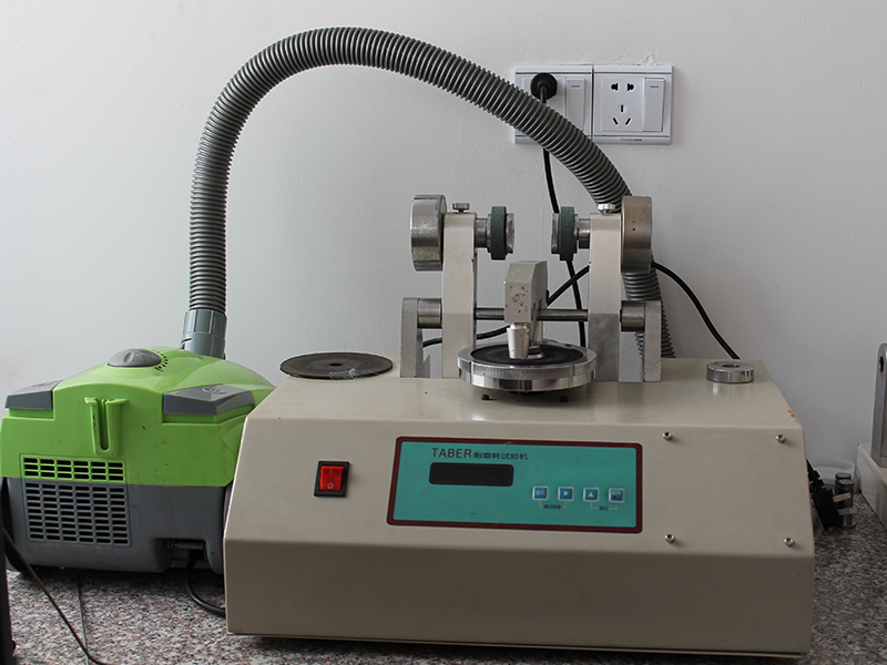 TABER-Resistance-to-abrasion-tester
